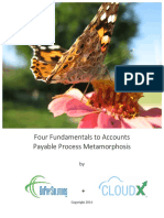 Four Fundamentals to Accounts Payable Process Metamorphosis