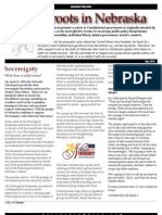 Grassroots in Nebraska May 2010 Newsletter PDF
