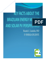 Key Facts About the Brazilian Energy Market
