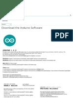 `Arduino 1.6.9 Download