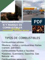 Reglamentacion y Manejo de Combustibles