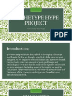 archetype hype project2 1  1
