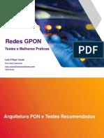 Testes GPON-Novo LFCv1