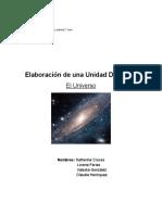 Elaboración de Una Unidad Didáctica