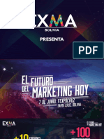 Brochure Exma 2016 El Futuro Del Marketing Hoy