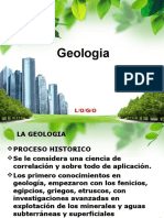 Geologia Introduccion