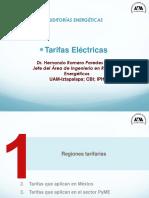 1. TARIFAS ELÉCTRICAS