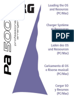 Pa500 Loading OS and Resources