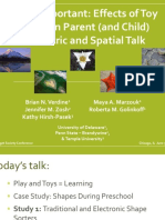 Toys R Important - Jean Piaget Society 2016-06-10