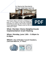english flier for choice implementation grant meeting at city hall 6 9 16