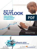 Jobberman 2016 Outlook