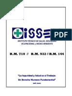 Presentación ISSEM 2016