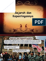 Sejarah Dan Kepentingan