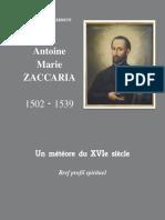 Antoine Marie ZACCARIA