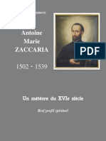 Antoine Marie ZACCARIA