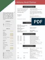 Ayunie's Resume