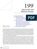 Spacecraft and Mission Design