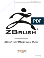 ZBrush4 R7 Whats New