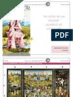 Cuaderno Actividades. El Bosco Jardín de Las Delicias. Primaria