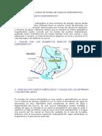 Balotario Del Curso de Manejo de Cuencas Hidrograficas Exanen de Medio Curso