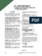 Civ2 (Sale,Lease,Agency notes).doc