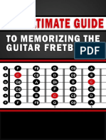 The Ultimate Guide to Memorizing the Guitar Fretboard--Buljan`13
