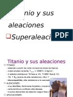Tema 6 2 Titanio