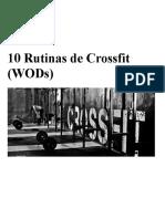 10 Rutinas de Crossfit