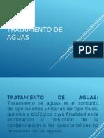 Expo Procesos Quimicos Aguas