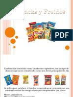 Exposicion Snacks y Freidos 3