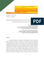 FRONTEIRAS ENTRE MESSIANISMO JUDAICO ANTIGO E CRISTIANISMO PRIMITIVO