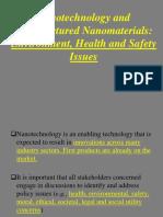 Hazards of Nano