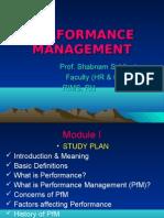 Performance Mgt.