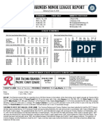 06.10.16 Mariners Minor League Report