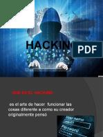 Hacking Historia y Tipos de Hacker