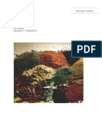Market Insider Spices March 2014