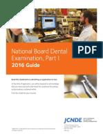 Nbde01 Examinee Guide