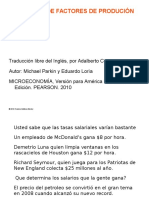 Ch18-9e-Mercado de Factores Ppt Español