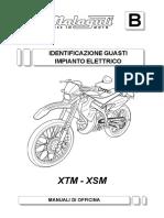 Diagnostica Malaguti M0008 Xtm-Xsm ITA