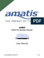 AMBR User Manual v4.3.1