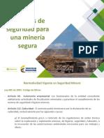 Aspectos de Seguridad Minera - Anm