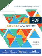 GEM 2015-2016 Global Report