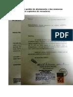 Documentos do pedido de afastamento e das renúncias dos suplentes de vereadores.docx