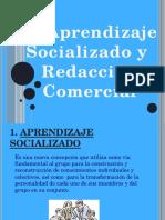 El Aprendizaje Socializado y Redacción Comercial