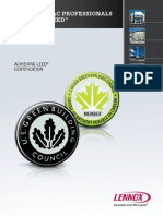 Achieving Leed Brochure