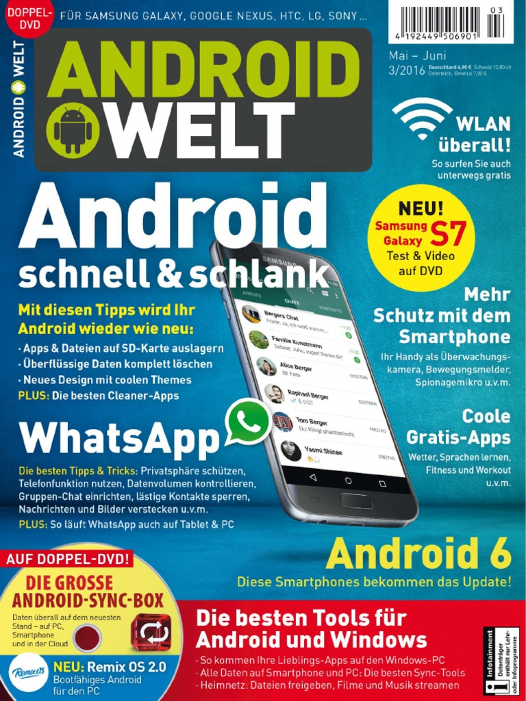 Android Welt Mart 2016