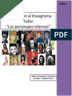Eneagrama y Los Personajes Internos