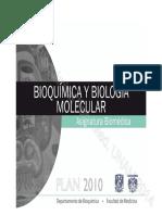 Docudddmento Programa BQ y BioMol UNAM