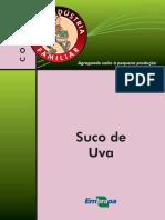 Produção de Sucos de Uva
