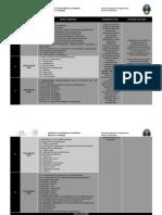 Agenda de La Materia Educación Basada en Competencias